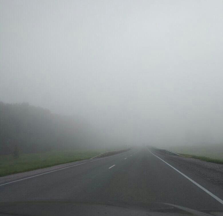 МЧС просит новосибирцев некупаться вгустом тумане