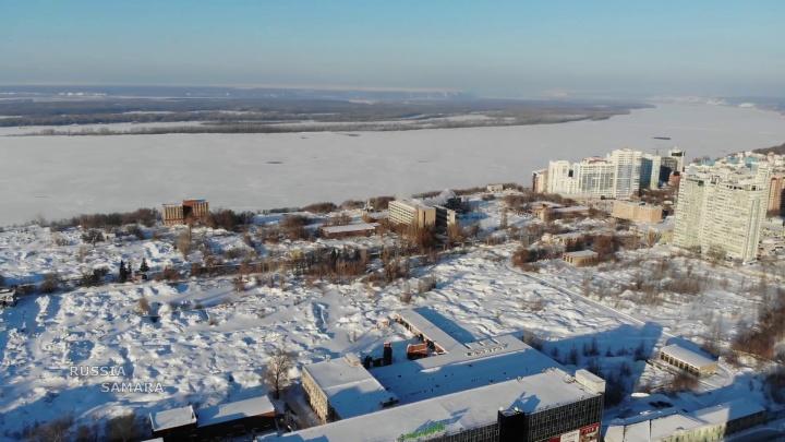 Ближе к Волге: в Самаре хотят застроить территорию от «Кинапа» до улицы Лейтенанта Шмидта
