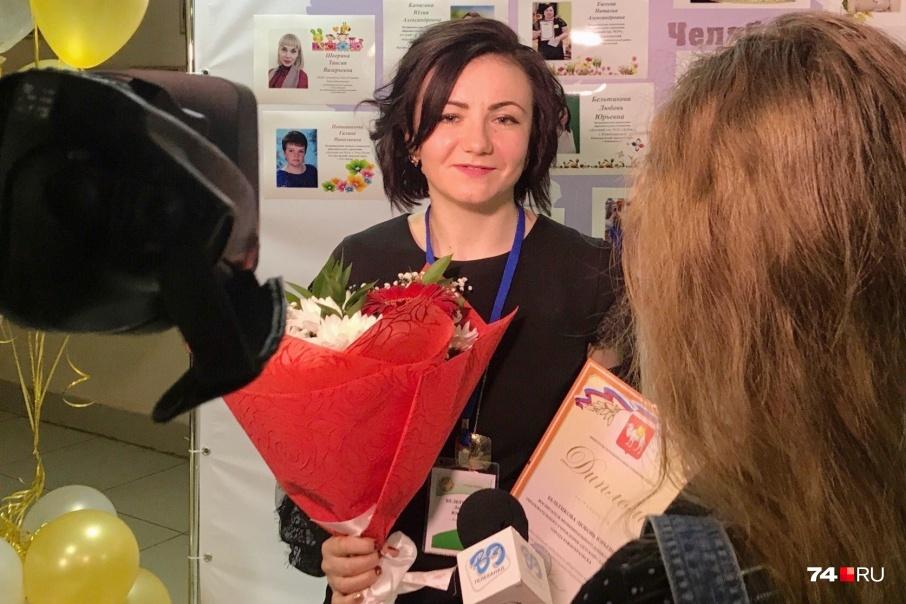 Любовь Бельтикова заинтересовывает детей наукой