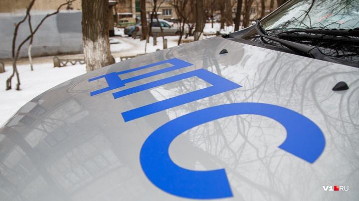 В Волгоградской области неизвестный мужчина погиб под колесами двухтонного «Патриота»