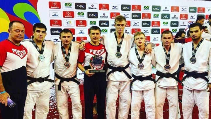 Молодые уральские дзюдоисты привезли серебро с престижного турнира в Бразилии