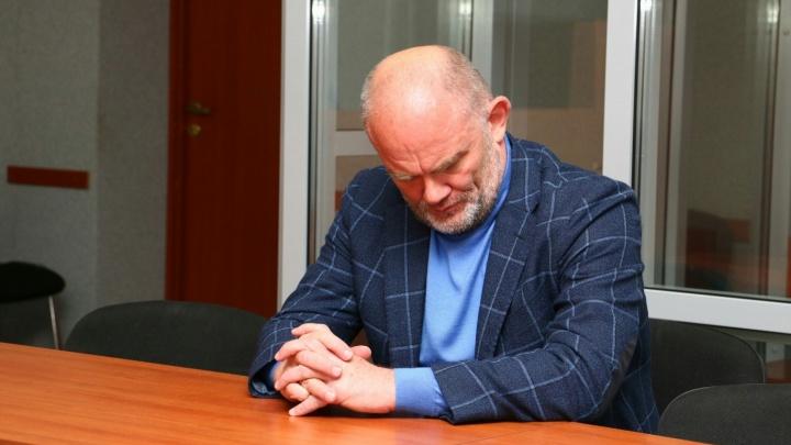Для совладельца обанкротившегося «Экопромбанка» Владимира Нелюбина потребовали 10 лет заключения