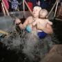 В МЧС рассказали, сколько человек в Челябинской области нырнули в проруби на Крещение