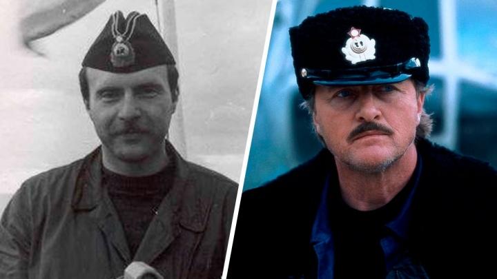Ушедший из жизни актер Рутгер Хауэр 22 года назад играл уральского подводника во «Враждебных водах»