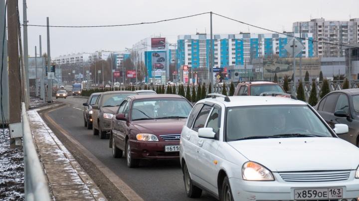 Автомобилистов Самарской области могут освободить от транспортного налога
