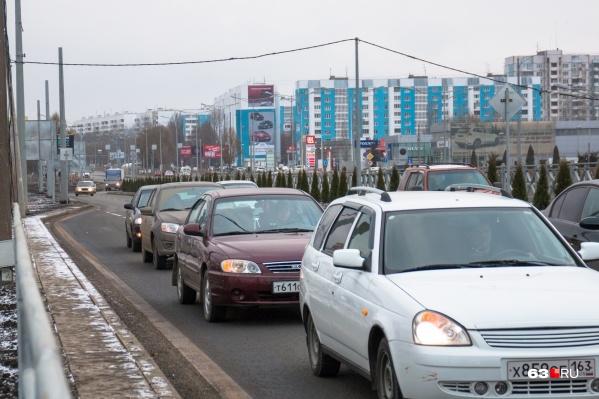 В регионе зарегистрировали меньше 1% небензиновых авто