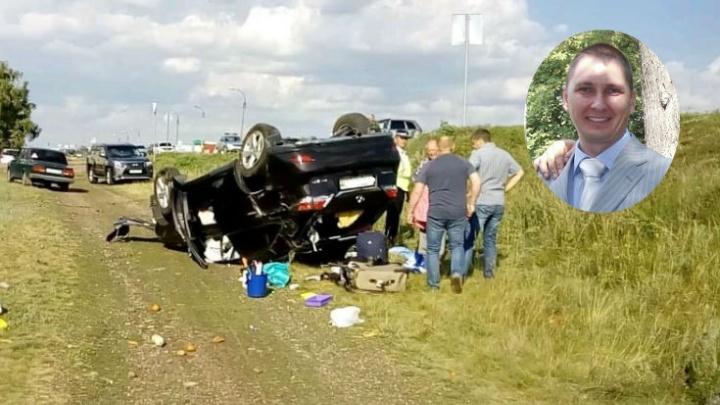 «Увидела летящего человека и следом машину»: стала известна личность водителя, погибшего в ДТП