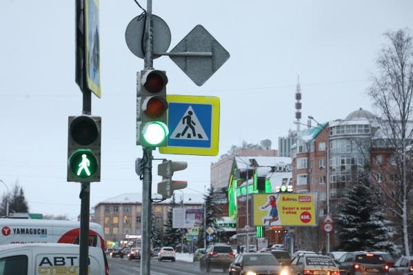 Закрытие пешеходного перехода обосновали повышением безопасности дорожного движения