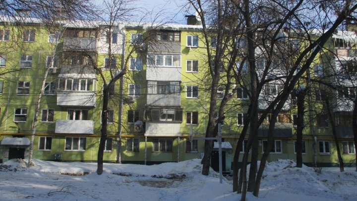 Рухнула льдина с крыши: в Самаре подросток получил перелом позвоночника