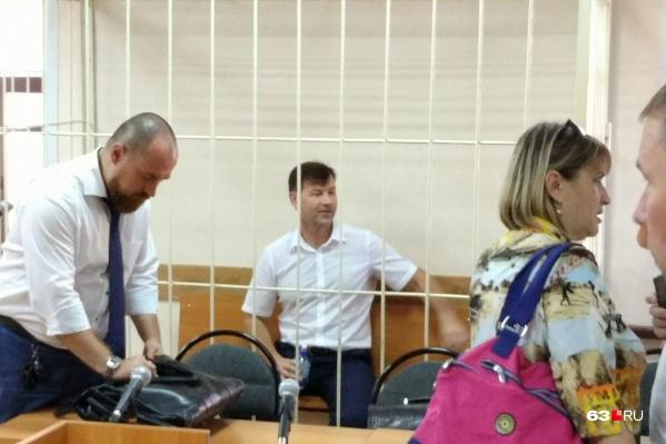 Дмитрий Сазонов больше полугода находится в СИЗО