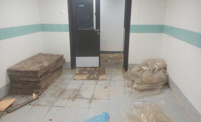 Студентов СГМУ просят прибраться в перинатальном центре