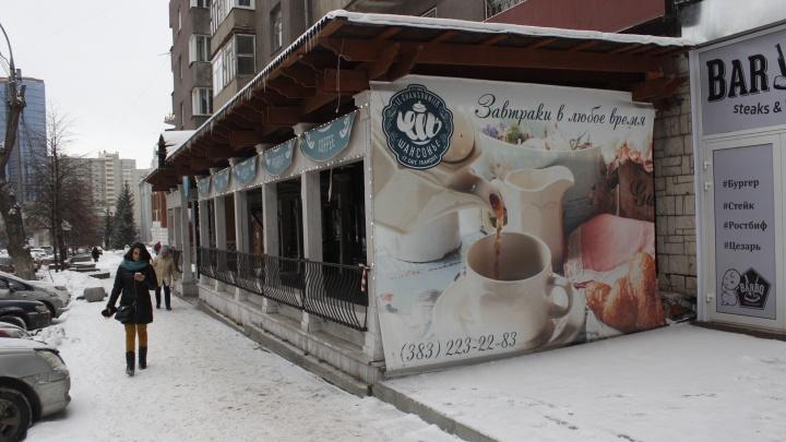 Алтайские рестораторы купили французское кафе в центре Новосибирска, чтобы сделать кондитерскую