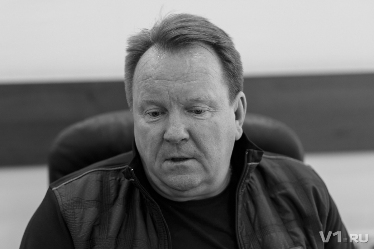 Ушел изжизни босс музея-заповедника «Сталинградская битва» Алексей Васин