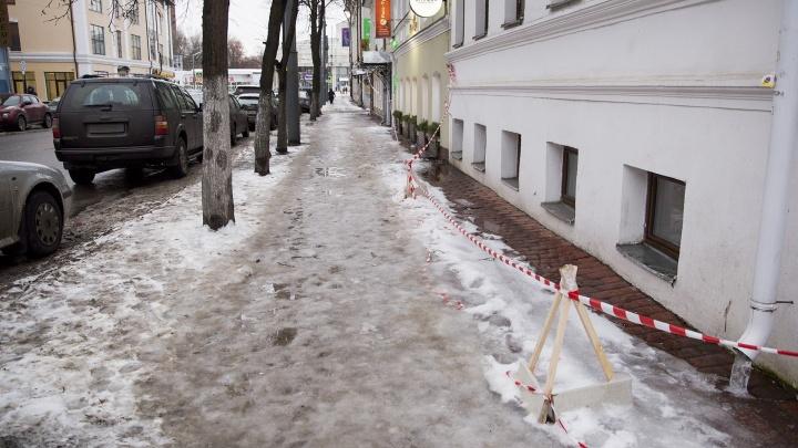 «Всё будет гораздо хуже»: мэр Ярославля не дождался нормальной уборки города от снега