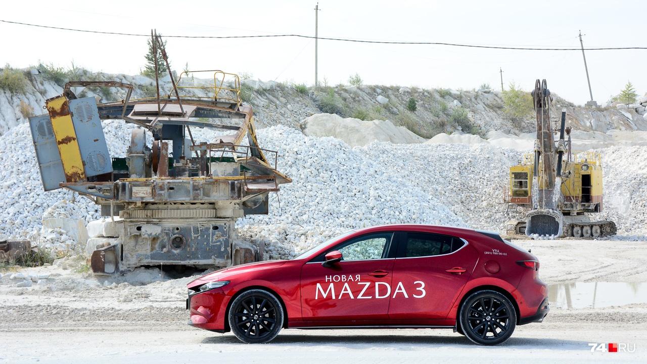 Отсутствие локальной сборки делает Mazda3 не дешевле старших сестёр