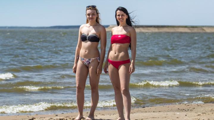 В Новосибирске официально открылся ещё один пляж. Ещё два признали слишком грязными