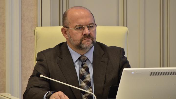 Игорь Орлов потерял две позиции в национальном рейтинге губернаторов