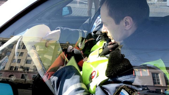 За неделю в Курганской области задержали 168 нетрезвых водителей