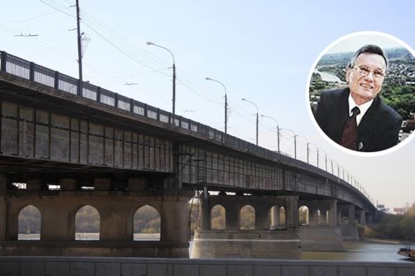 Под руководством Бориса Кошукова его предприятие построило и ввело в эксплуатацию более 100 мостов и путепроводов