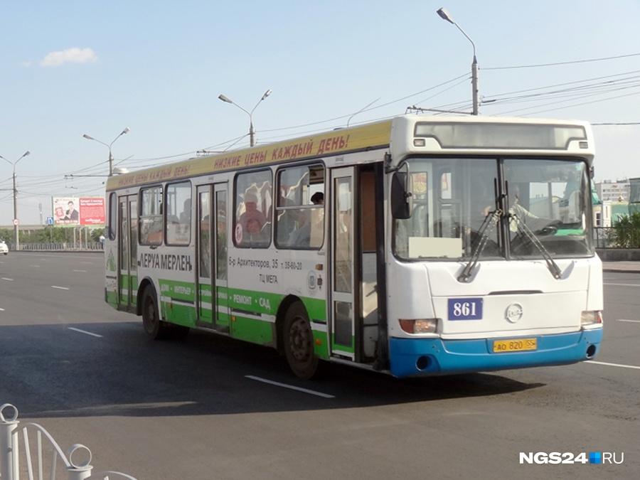 Из-за ремонта перекрестков вцентре нанеделю изменяется схема движения автобусов
