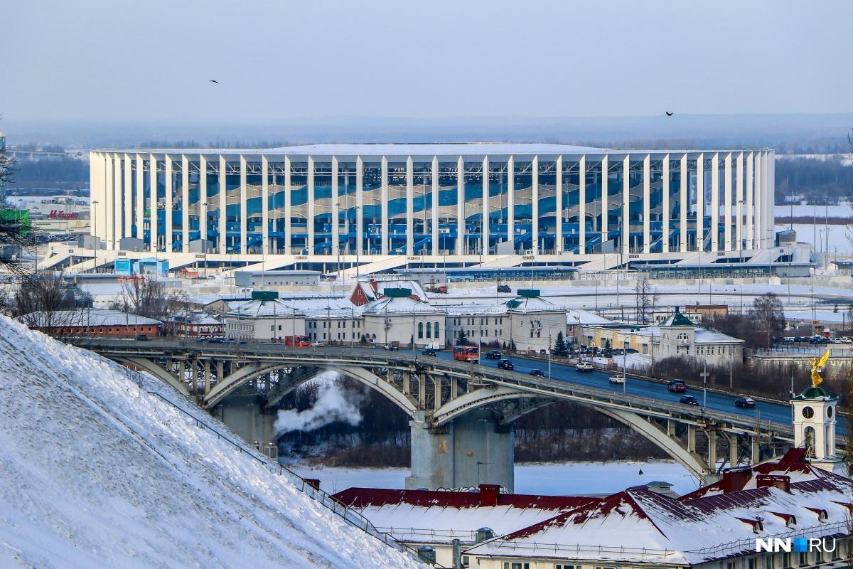 Для проведения масштабных спортивных мероприятий у Нижнего Новгорода всё есть