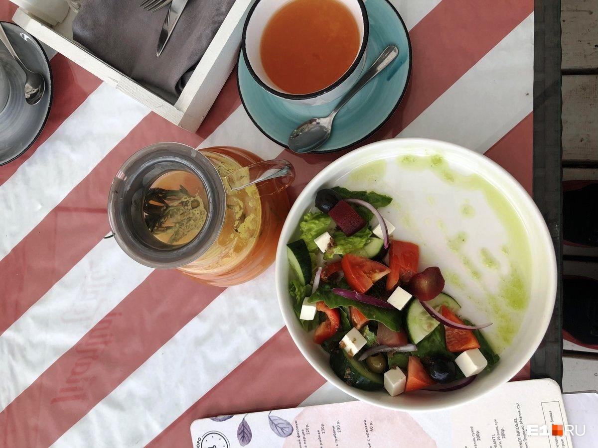 Еда с видом на лето: 6 ресторанов Екатеринбурга с верандами