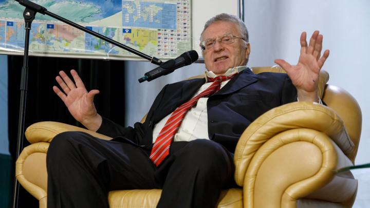 Владимир Жириновский с мэром Волгограда отказались от мест в областной думе