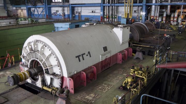 СГК вложила больше миллиарда в ремонт новосибирских ТЭЦ