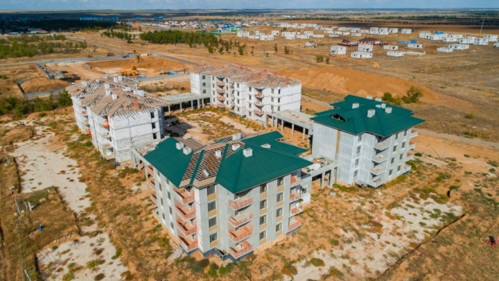 Новые жилые районы в Котельниково обеспечивают современными инженерными коммуникациями