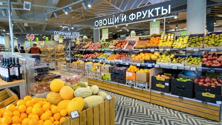 Акцент на свежесть: «Пятёрочка» открыла первый магазин в новой концепции на Урале