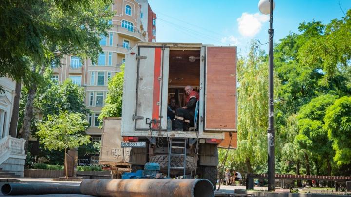 Несколько улиц в Ростове из-за ремонта на сутки останутся без холодной воды