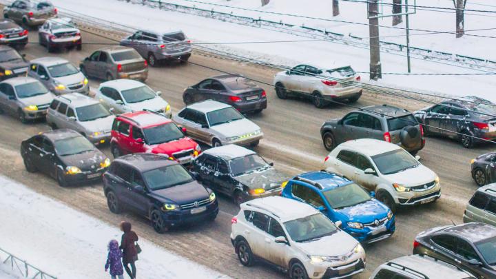 В Самаре предложили освободить от транспортного налога владельцев электромобилей