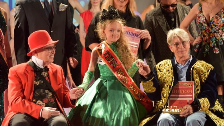 «Это казалось нереальным!»: девочку из Рыбинска признали самой красивой в мире