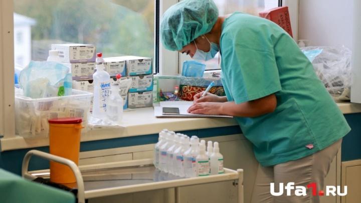 В Башкирии привиты от гриппа 28% населения