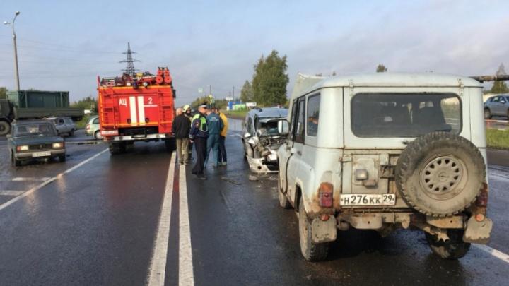 За год в Архангельской области снизилось количество смертельных аварий