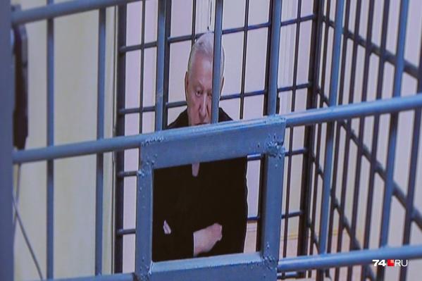 Евгений Тефтелев находится в СИЗО с 12 декабря