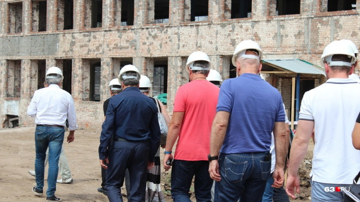 Реставрировать Фабрику-кухню начнут только в 2020 году