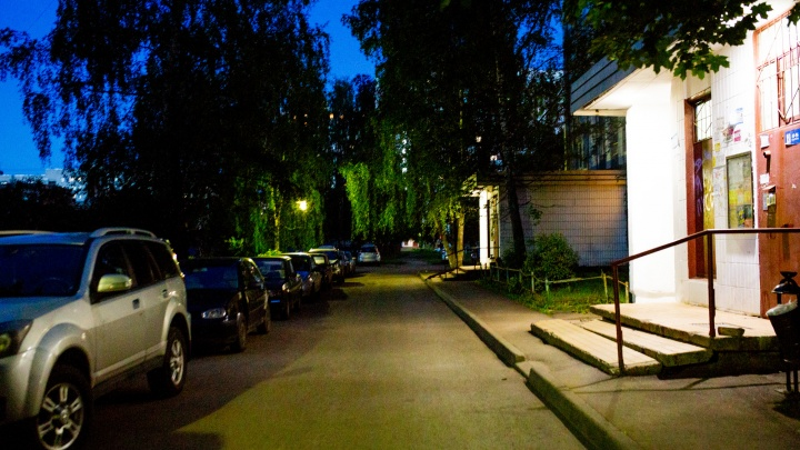 В Ярославской области на мужчину с ножом напали в подъезде