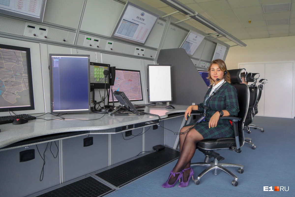 На десять мужчин-авиадиспетчеров в среднем приходится одна девушка-коллега