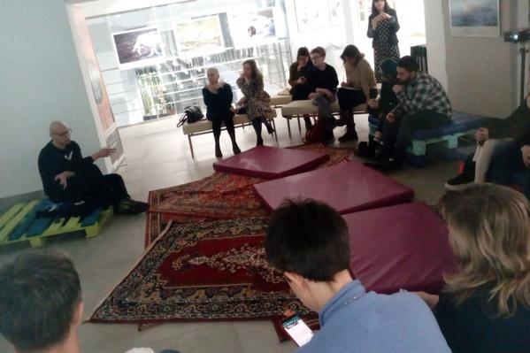Очередную лекцию в музее Машкова посвятили сербской художнице