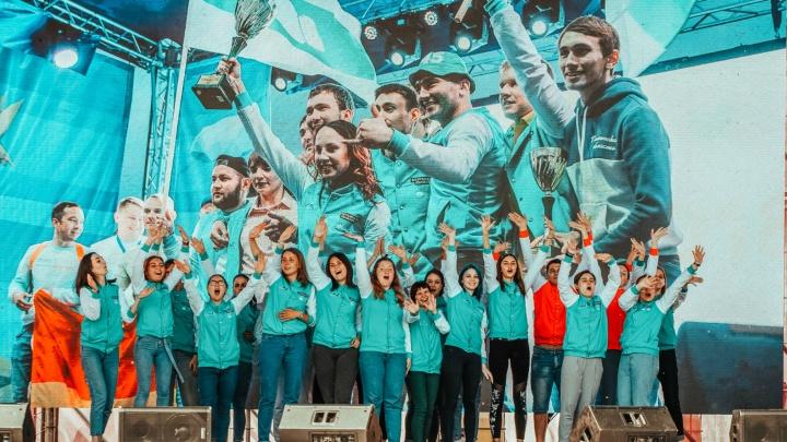 Зауральцы на уральском форуме молодежи получили 200 тысяч рублей на свои проекты