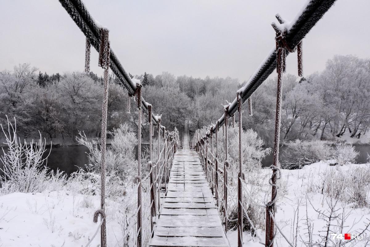 В Челябинской области похолодает до -35 градусов