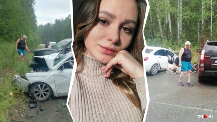 Девушка, попавшая в аварию с владельцем Среднеуральской птицефабрики, впала в кому
