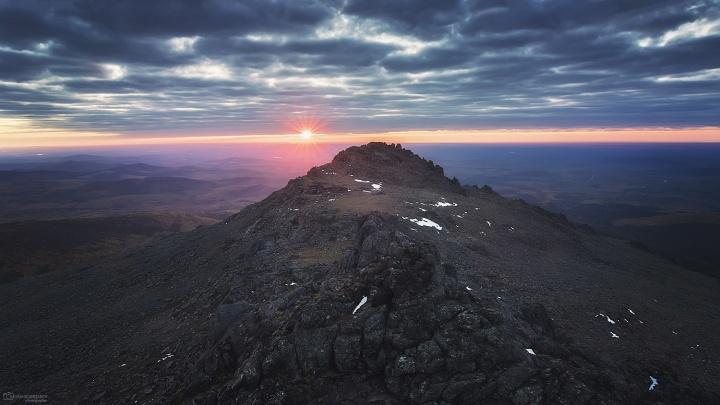 Места, полные спокойствия: 6 завораживающих фото Уральских гор, сделанных екатеринбуржцем