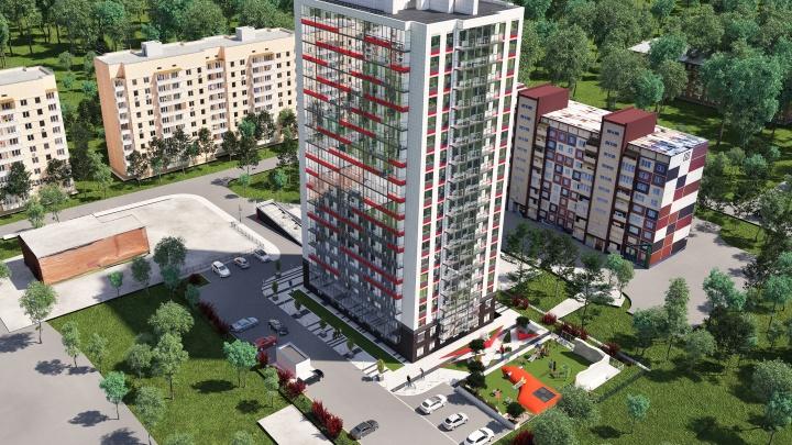 В центре Родников построят 19-этажный дом с подземным паркингом и кладовыми