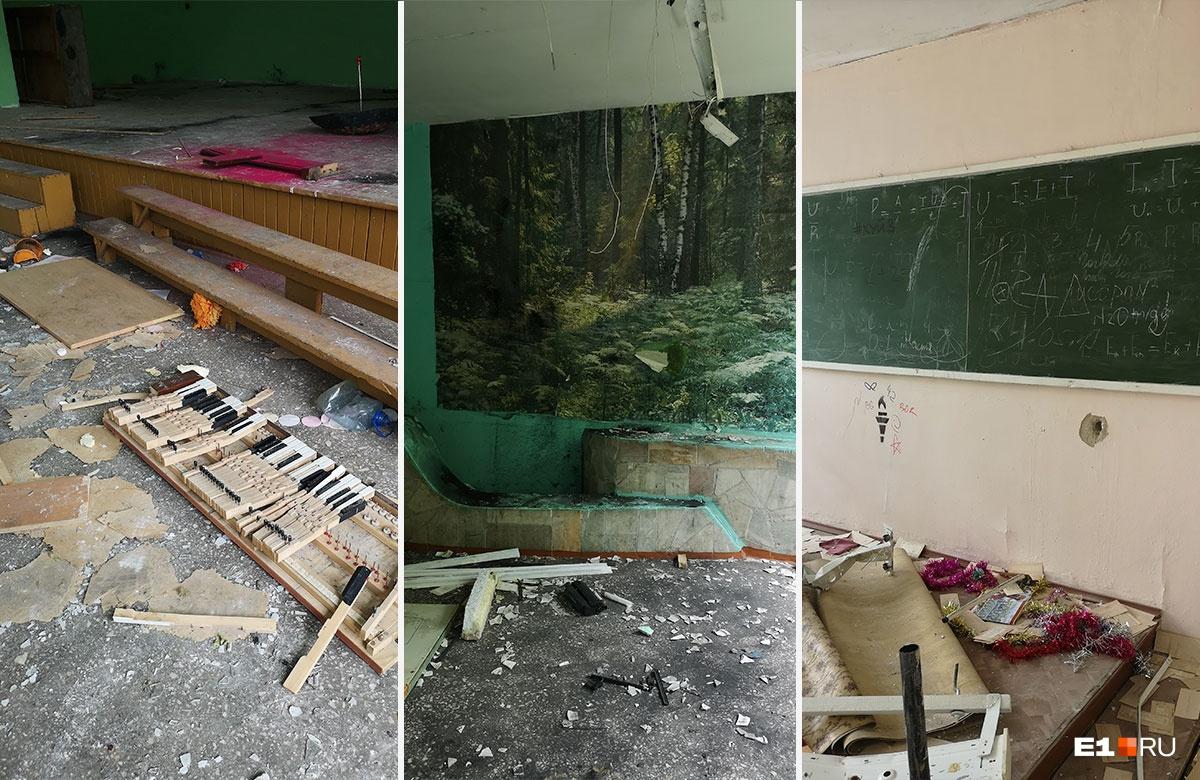 В комитете по строительству заверили, что школа все-таки будет реконструирована