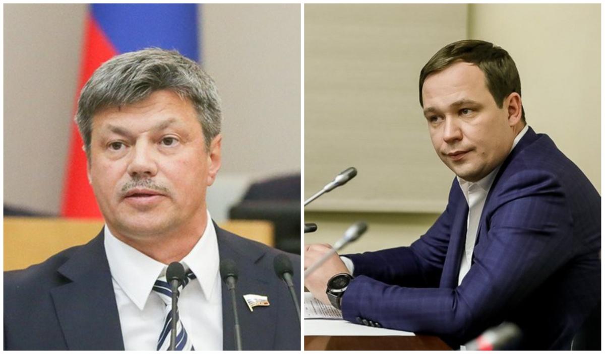Андрей Ветлужских и Данил Шилков