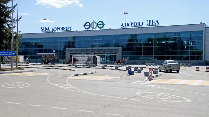 «Суперджет» «Аэрофлота» задержали в Уфе на пять часов