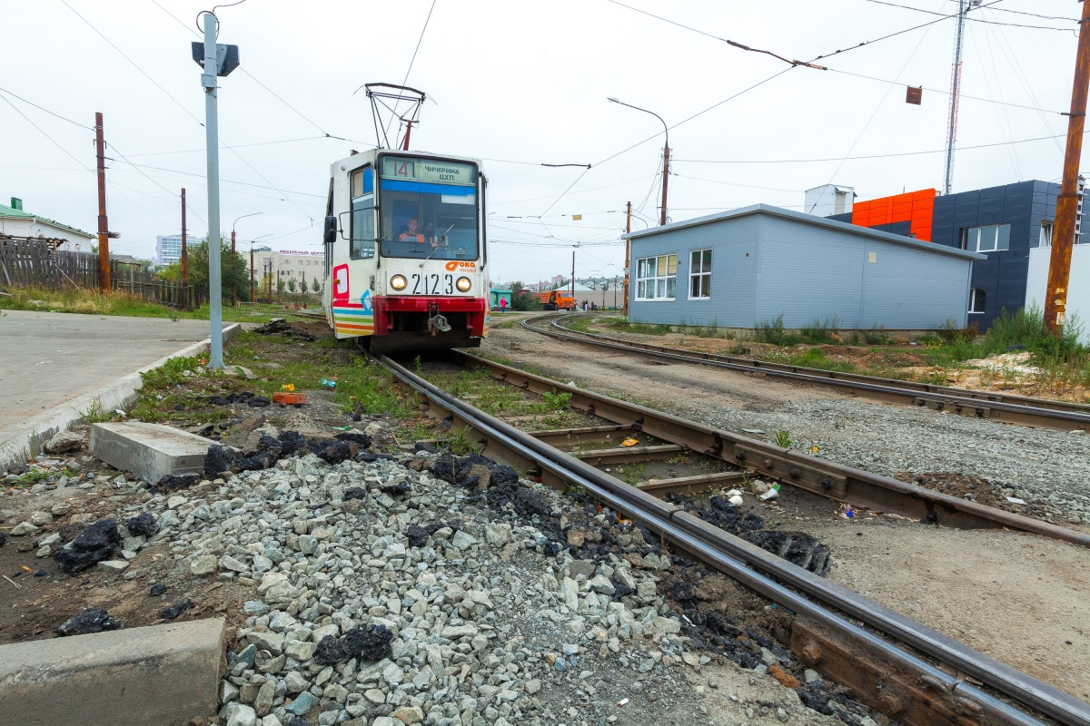 Ремонтные работы повлияют на расписание движения трамваев 14-го и 19-го маршрутов