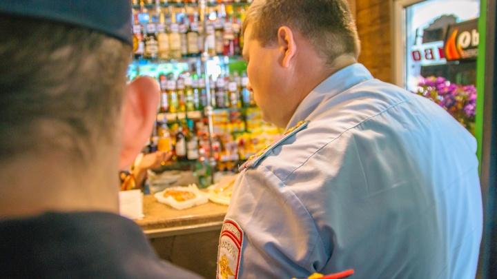 В Самаре во время проведения последнего звонка запретили продавать алкоголь